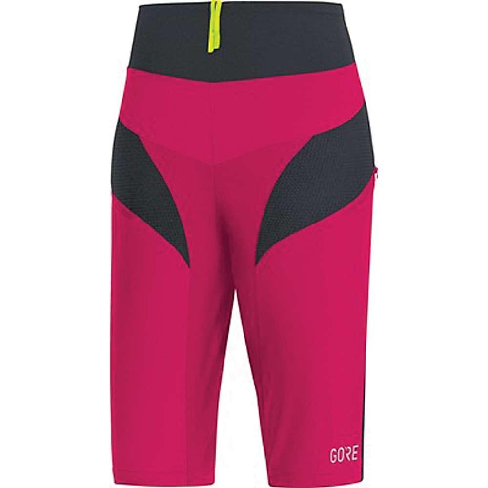 ゴア レディース 自転車 ボトムス・パンツ【Bike Wear C5 Trail Light Short】Jazzy Pink / Black