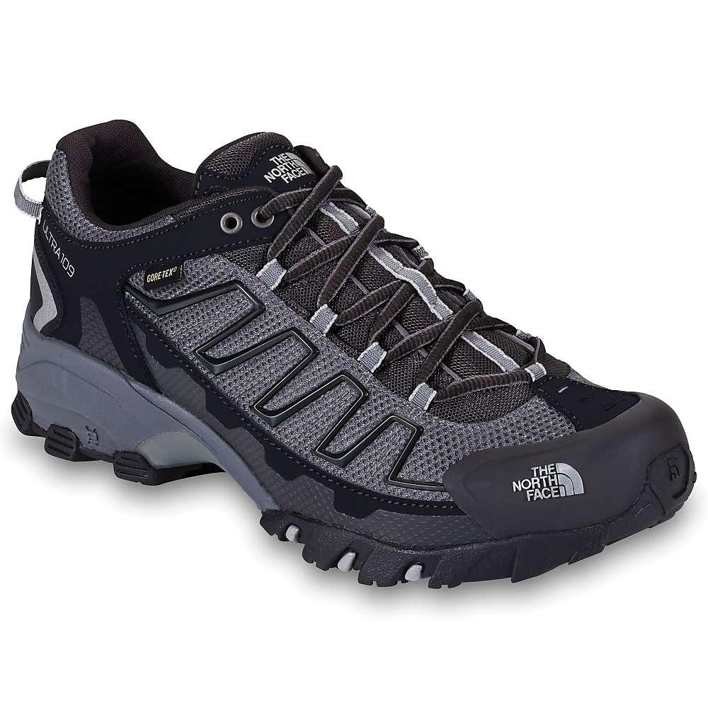 ザ ノースフェイス メンズ 陸上 シューズ・靴【Ultra 109 GTX Shoe】TNF Black / Dark Shadow Grey