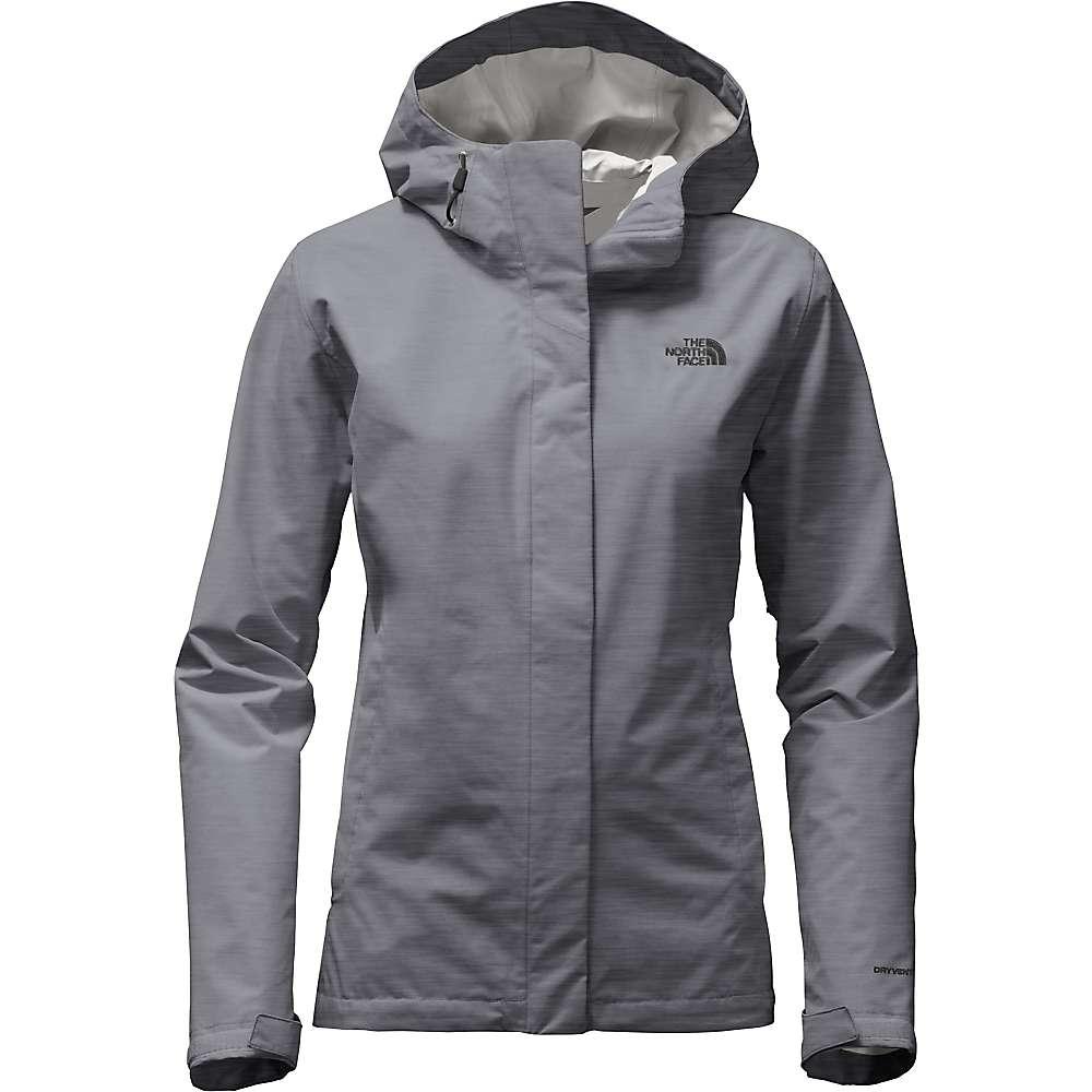 ザ ノースフェイス レディース アウター レインコート【Venture 2 Jacket】TNF Medium Grey Heather