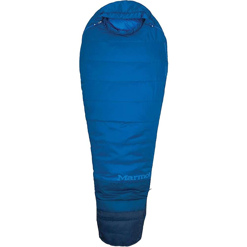 マーモット ユニセックス ハイキング・登山【Trestles 15 TL Sleeping Bag】Classic Blue / Estate Blue
