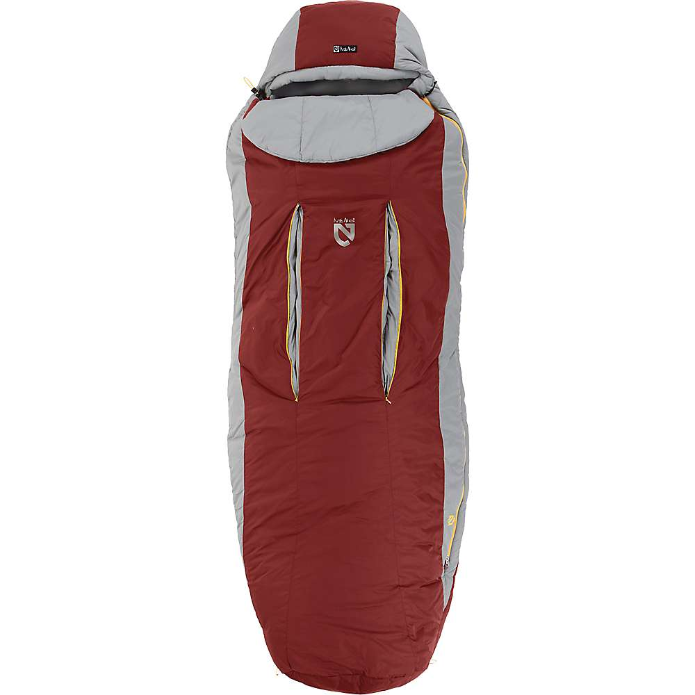 ネモ メンズ ハイキング・登山【Forte 35 Sleeping Bag】Woodpecker / Millstone