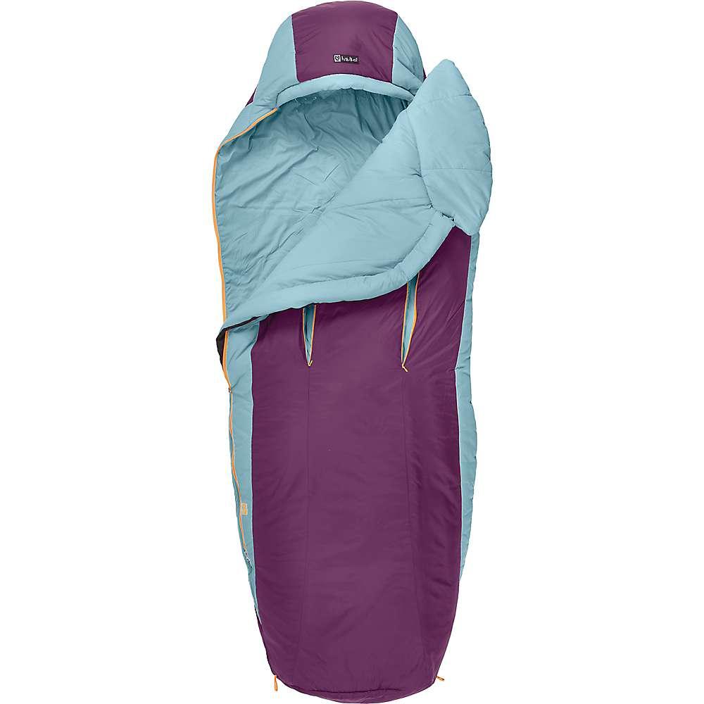 ネモ メンズ ハイキング・登山【Viola 35 Sleeping Bag】Lilac / Frost