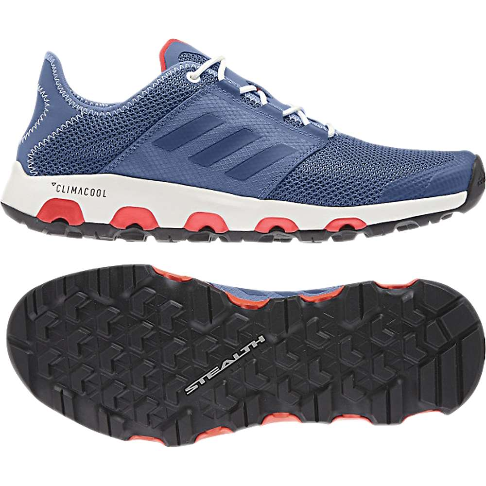 アディダス メンズ ハイキング・登山 シューズ・靴【Terrex CC Voyager Shoe】Trace Royal / Trace Royal / Hi-Res Red