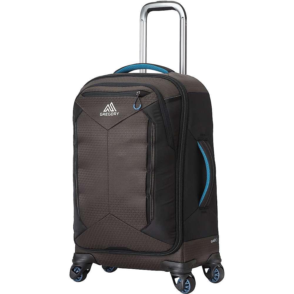 グレゴリー ユニセックス バッグ スーツケース・キャリーバッグ【Quadro Roller 22 Travel Pack】Slate Black