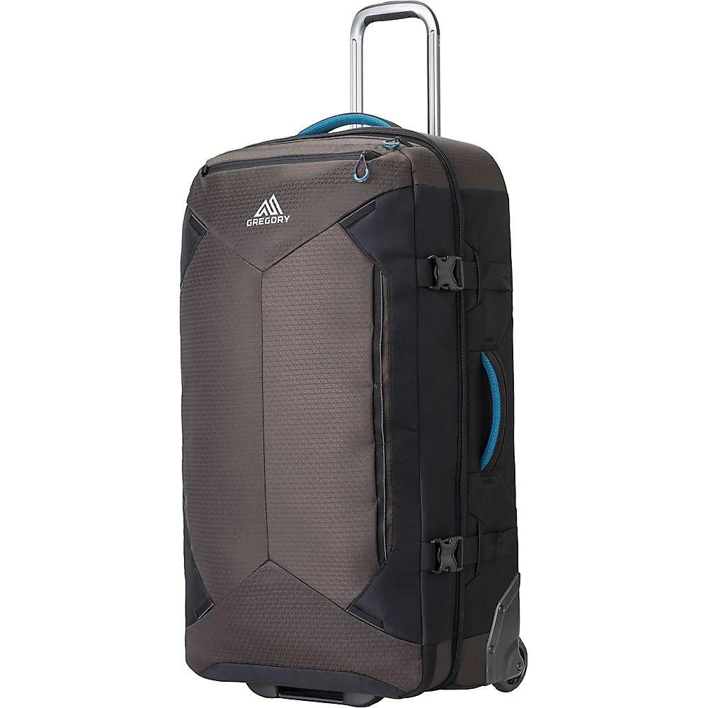 グレゴリー ユニセックス バッグ スーツケース・キャリーバッグ【Split-Case Roller 32 Duffel Bag】Slate Black
