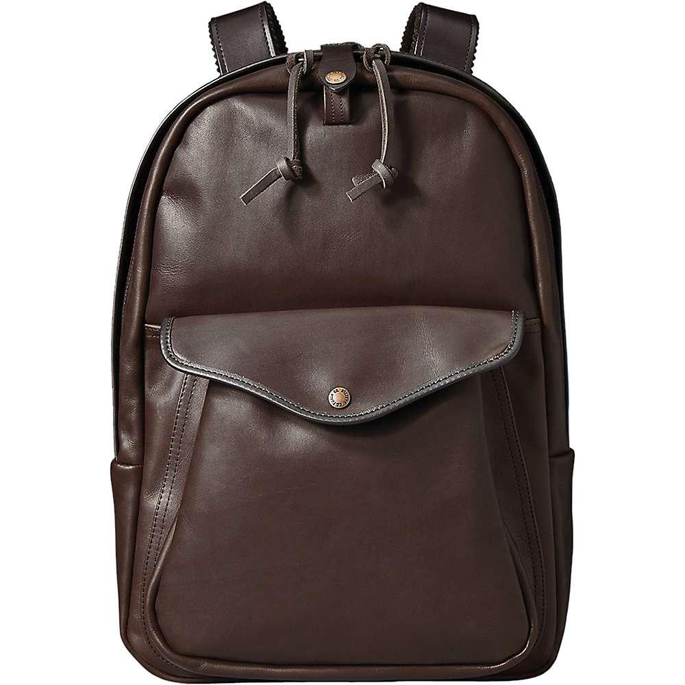 フィルソン ユニセックス メンズ レディース バッグ バックパック・リュック【Filson Weatherproof Journeyman Backpack】Sierra Brown