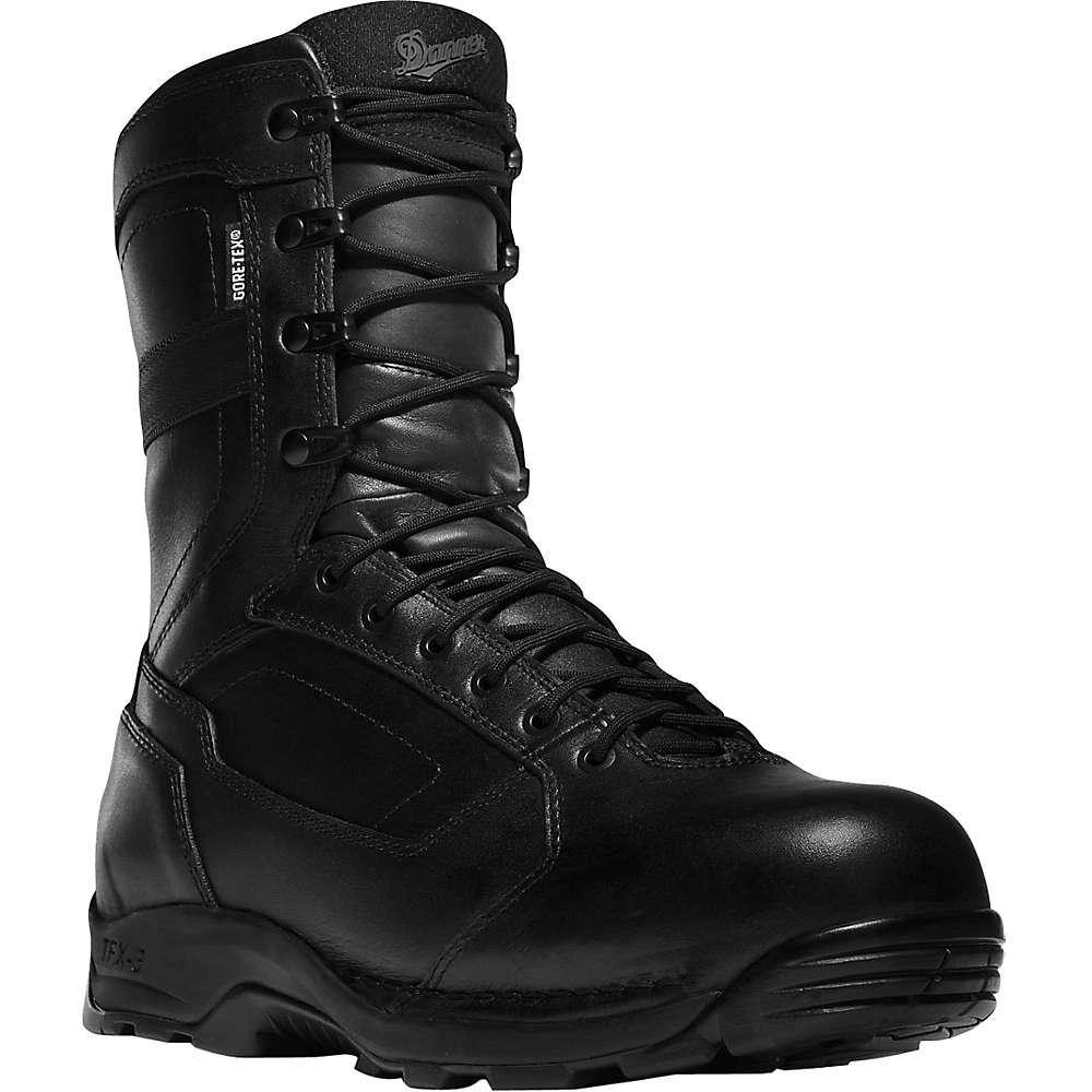 ダナー メンズ ハイキング シューズ・靴【Danner Striker Torrent Side-Zip 8IN GTX Boot】Black Leather