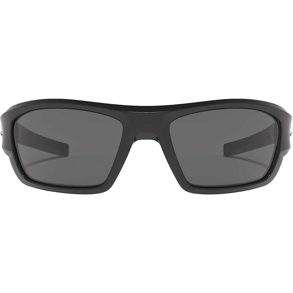 アンダーアーマー ユニセックス メンズ レディース アクセサリー メガネ・サングラス【Under Armour UA Force Sunglasses】Shiny Black / Charcoal / Grey