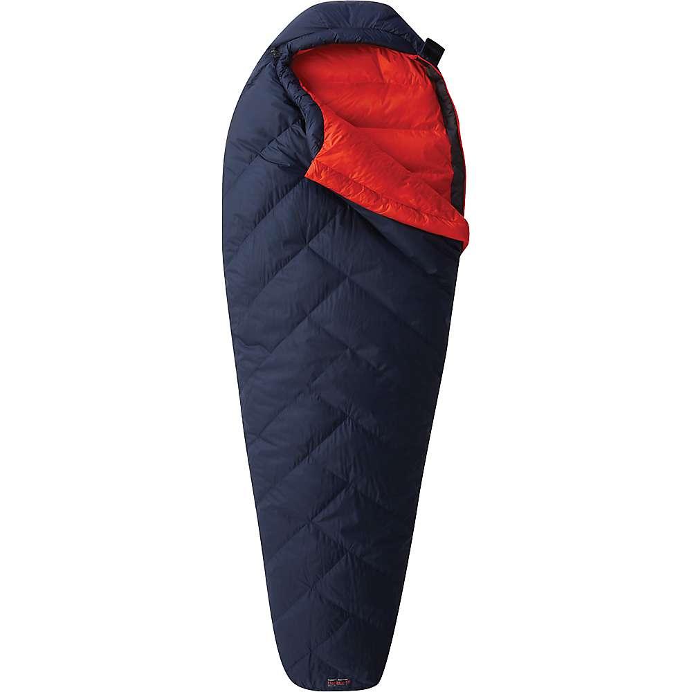 マウンテンハードウェア レディース ハイキング・登山【Heratio 15 Sleeping Bag】Dark Zinc