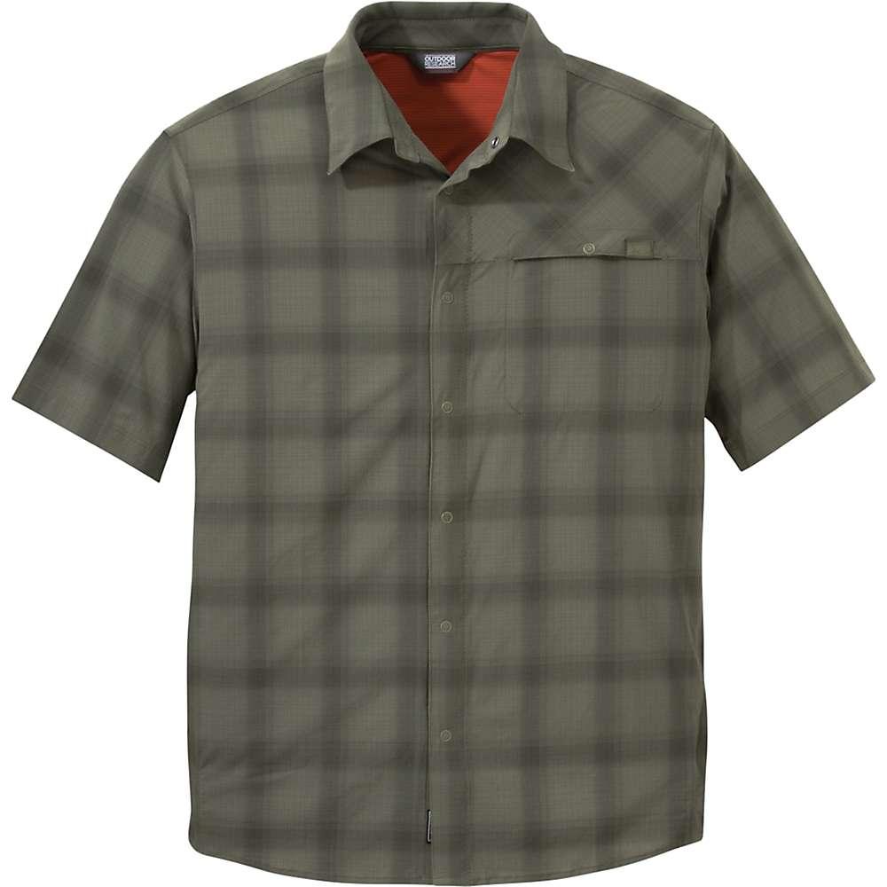 アウトドアリサーチ メンズ トップス 半袖シャツ【Astroman S/S Shirt】Fatigue