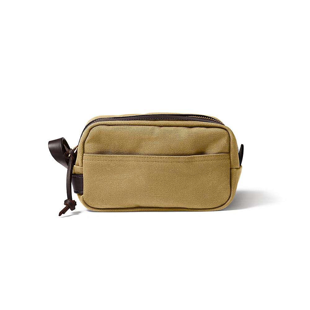 フィルソン ユニセックス ポーチ【Twill Travel Kit】Tan