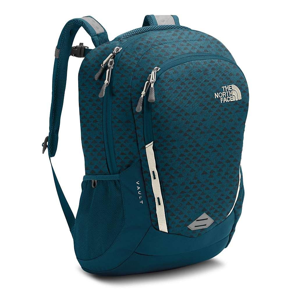 ザ ノースフェイス レディース バッグ バックパック・リュック【Vault Backpack】Blue Coral Emboss / Vintage White