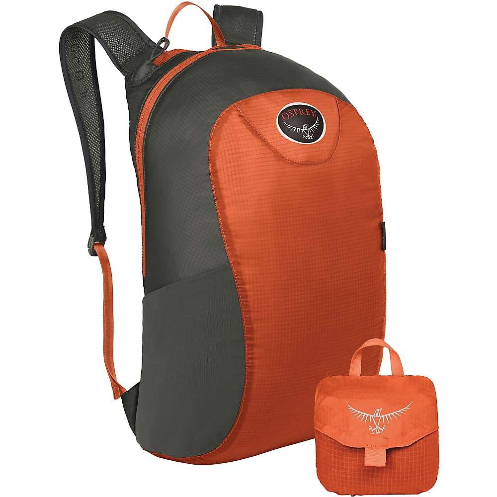 オスプレー ユニセックス バッグ バックパック・リュック【Ultralight Stuff Pack】Poppy Orange