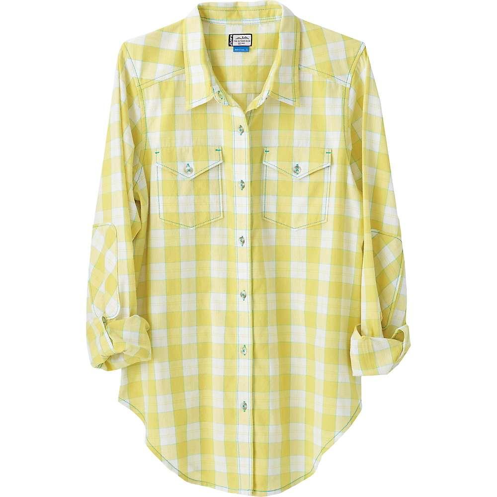 カブー レディース アウター レインコート【Billie Jean Shirt】Sunshine