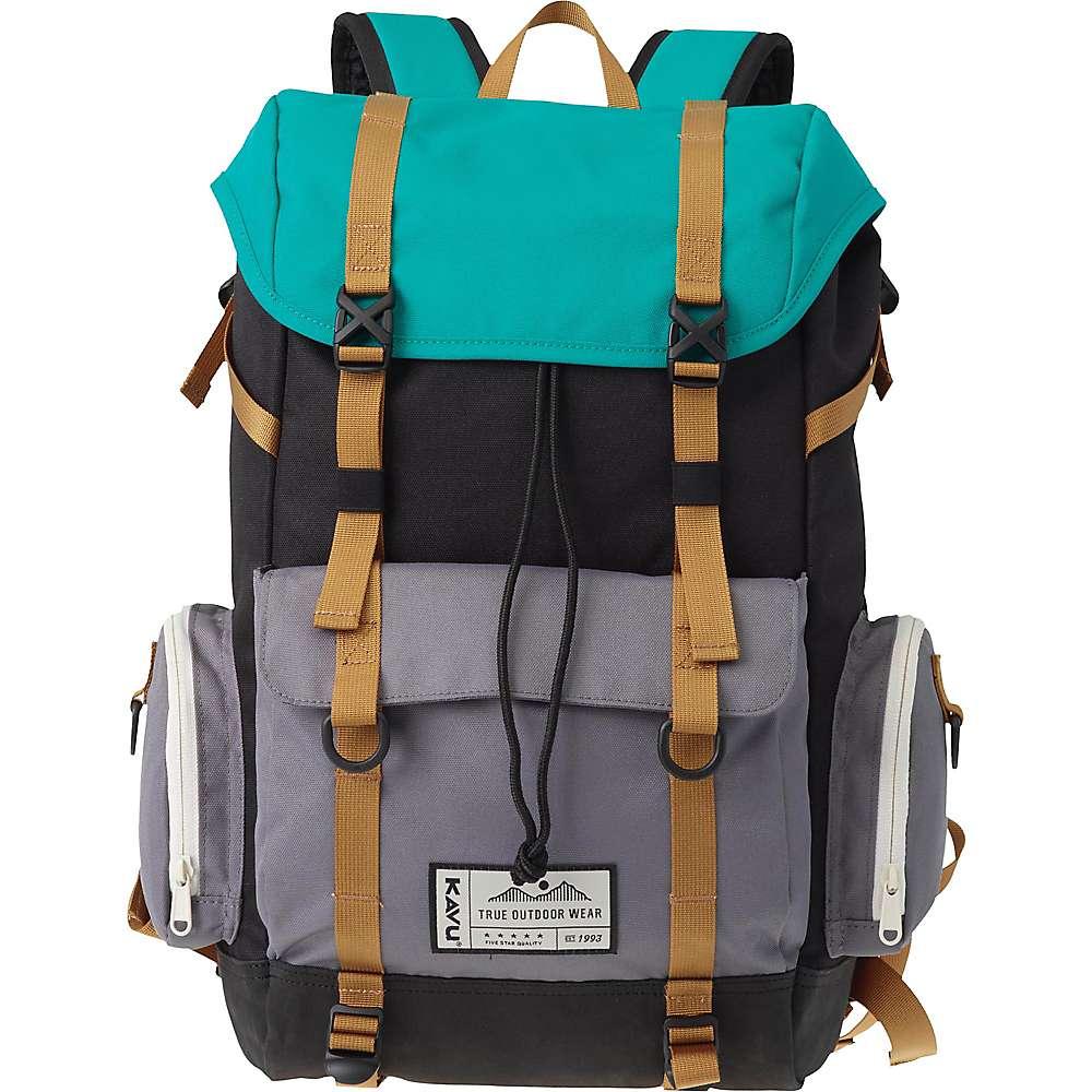 カブー ユニセックス バッグ バックパック・リュック【Camp Sherman Backpack】Black Forest