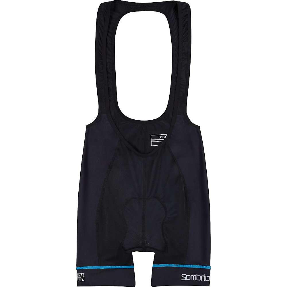 ソンブリオ レディース 自転車 ボトムス・パンツ【Luxe Bib Liner Short】Black
