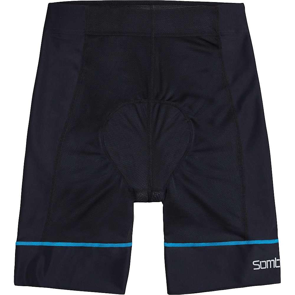 ソンブリオ メンズ 自転車 ボトムス・パンツ【Smuggle Liner Short】Black