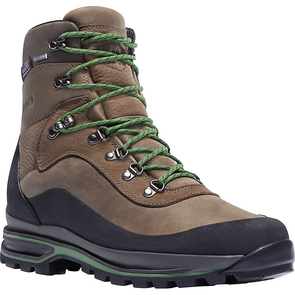 ダナー メンズ ハイキング・登山 シューズ・靴【Crag Rat USA 6IN Boot】Brown / Green
