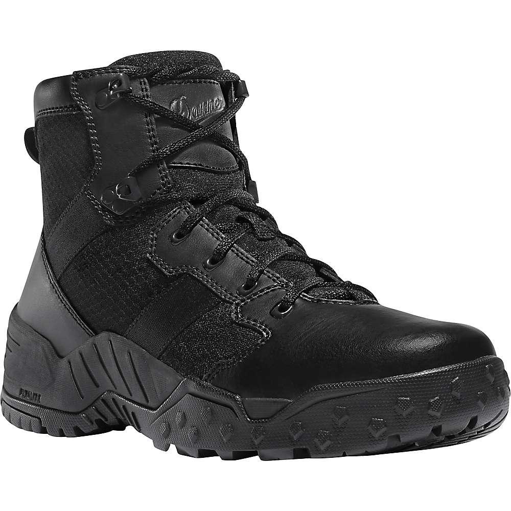 ダナー メンズ ハイキング・登山 シューズ・靴【Scorch Side-Zip 6IN Boot】Black Hot