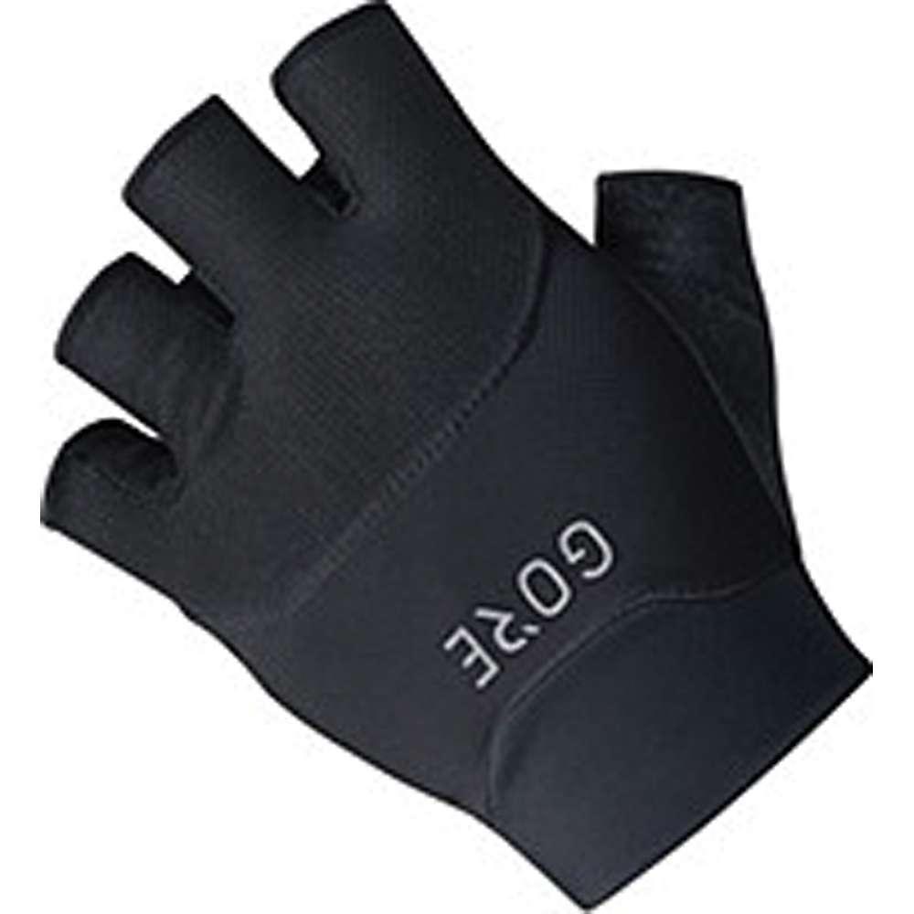 ゴア メンズ 自転車 グローブ【Bike Wear C5 Short Finger Vent Glove】Black
