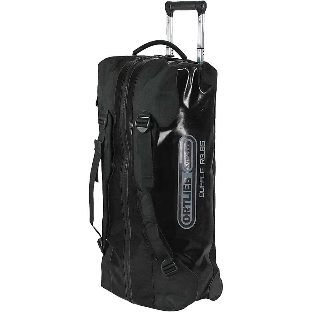 オートリービー ユニセックス バッグ スーツケース・キャリーバッグ【Duffle RG 85L Wheeled Luggage】Black