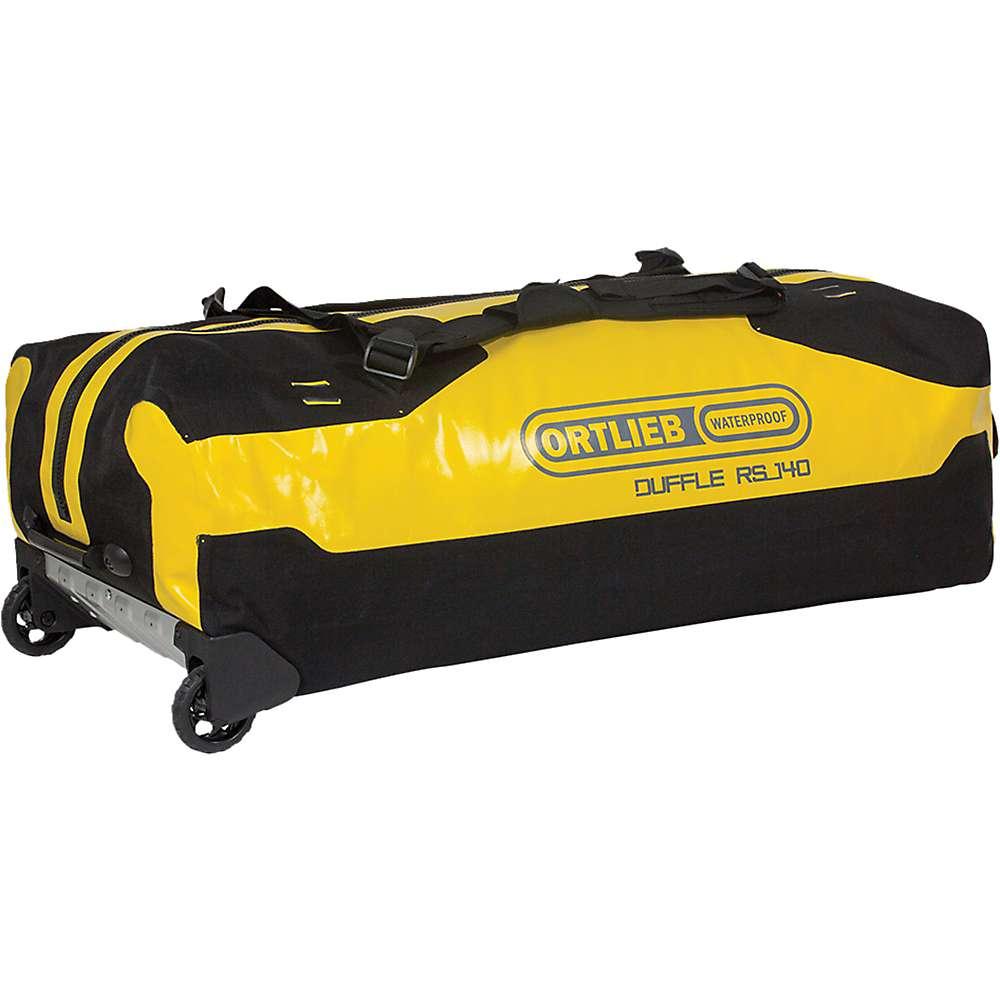オートリービー ユニセックス バッグ スーツケース・キャリーバッグ【Duffle RS 140L Wheeled Luggage】Sun Yellow / Black