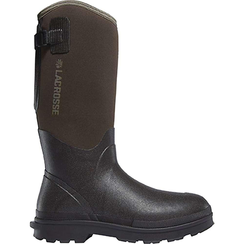 ラクロッセ メンズ ハイキング・登山 シューズ・靴【Alpha Range 14IN 5mm Neoprene Boot】Brown