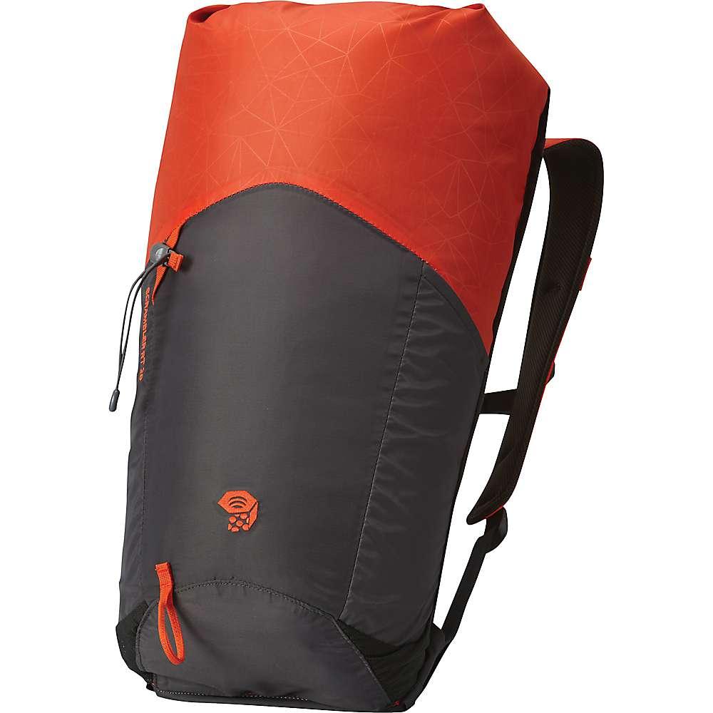 マウンテンハードウェア ユニセックス バッグ バックパック・リュック【Scrambler RT 20 OutDry Backpack】Shark State Orange