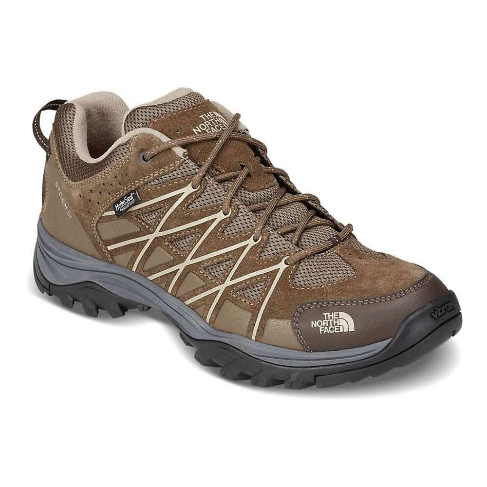 ザ ノースフェイス メンズ ハイキング・登山 シューズ・靴【Storm III Waterproof Shoe】Weimaraner Brown / Shroom Brown