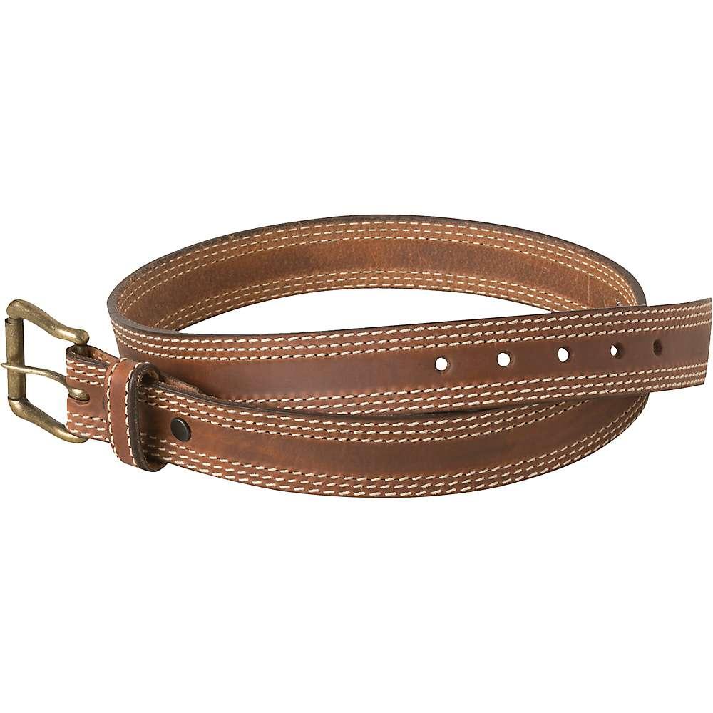 マウンテンカーキス ユニセックス ベルト【Triple Stitch Belt】Brown