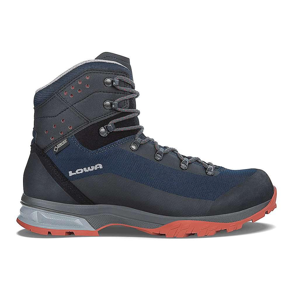 ローバー メンズ ハイキング・登山 シューズ・靴【Lowa Irox GTX Mid Boot】Navy/Rust