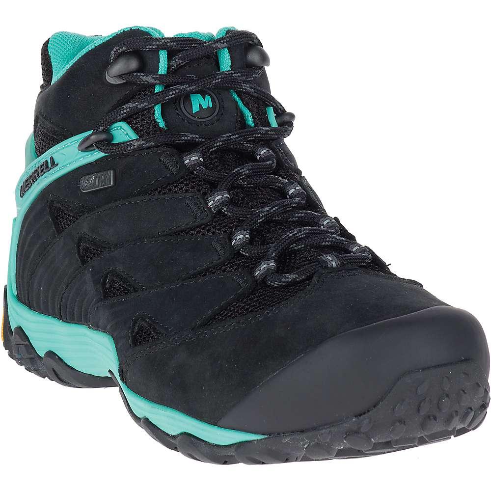 メレル レディース ハイキング・登山 シューズ・靴【Chameleon 7 Waterproof Mid Boot】Ice