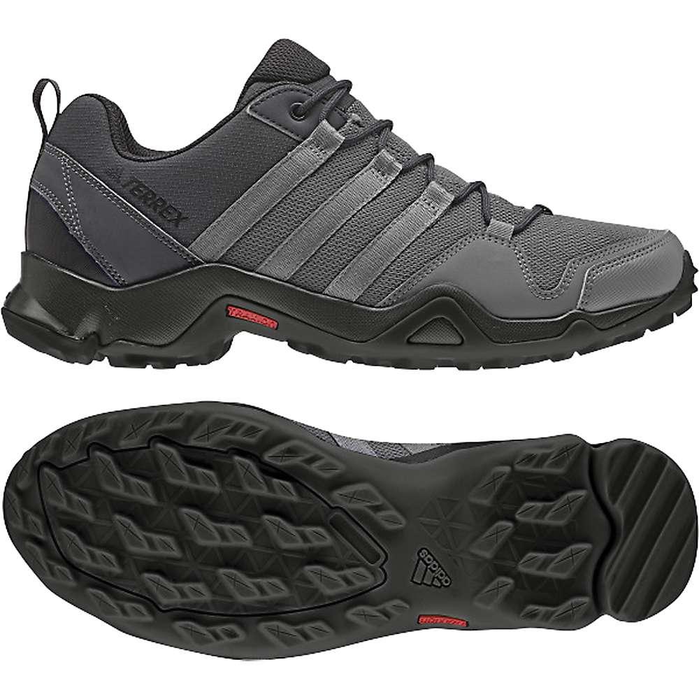 アディダス メンズ ハイキング・登山 シューズ・靴【Terrex AX2R Shoe】Carbon / Grey Four / Solar Slime