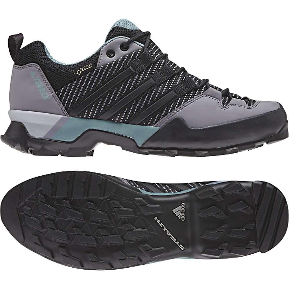 アディダス レディース ハイキング・登山 シューズ・靴【Terrex Scope GTX Boot】Carbon / Black / Ash Green