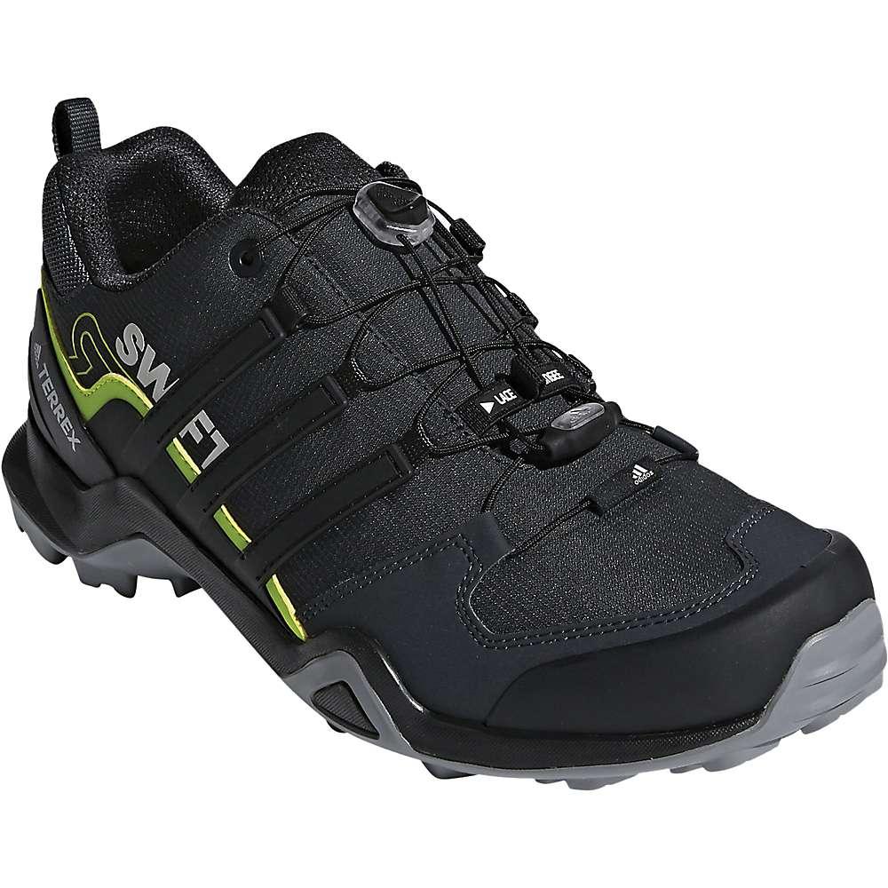 アディダス メンズ ハイキング・登山 シューズ・靴【Terrex Swift R2 Shoe】Carbon / Black / Grey Three