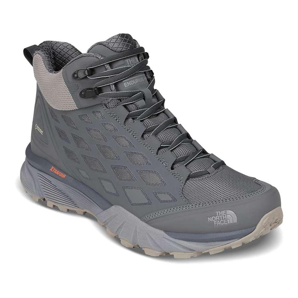 ザ ノースフェイス メンズ ハイキング・登山 シューズ・靴【Endurus Hike Mid GTX Shoe】Zinc Grey / Griffin Grey