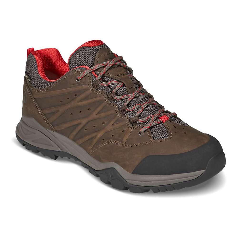 大人気定番商品 ザ ノースフェイス メンズ ハイキング・登山 Red シューズ Hike・靴 メンズ【Hedgehog Hike II GTX Shoe】Bone Brown/ Rage Red, ウェアプリントのGrafit:e5bb6bca --- canoncity.azurewebsites.net