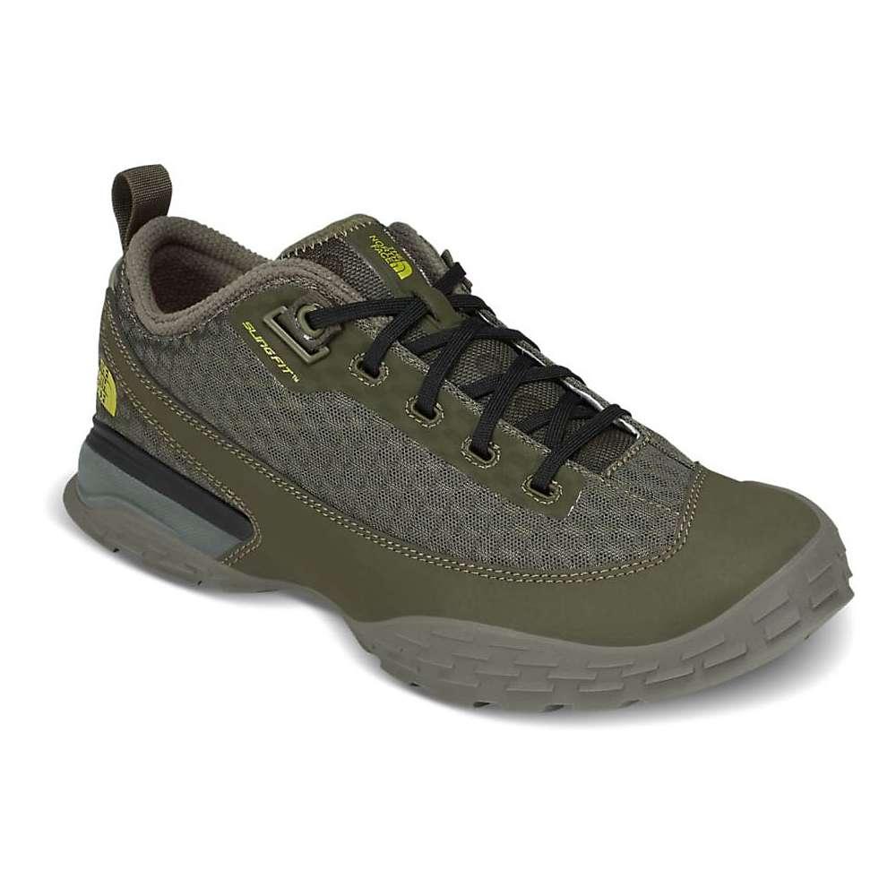 ザ ノースフェイス メンズ 陸上 シューズ・靴【One Trail Shoe】Deep Lichen Green / Citronelle Green
