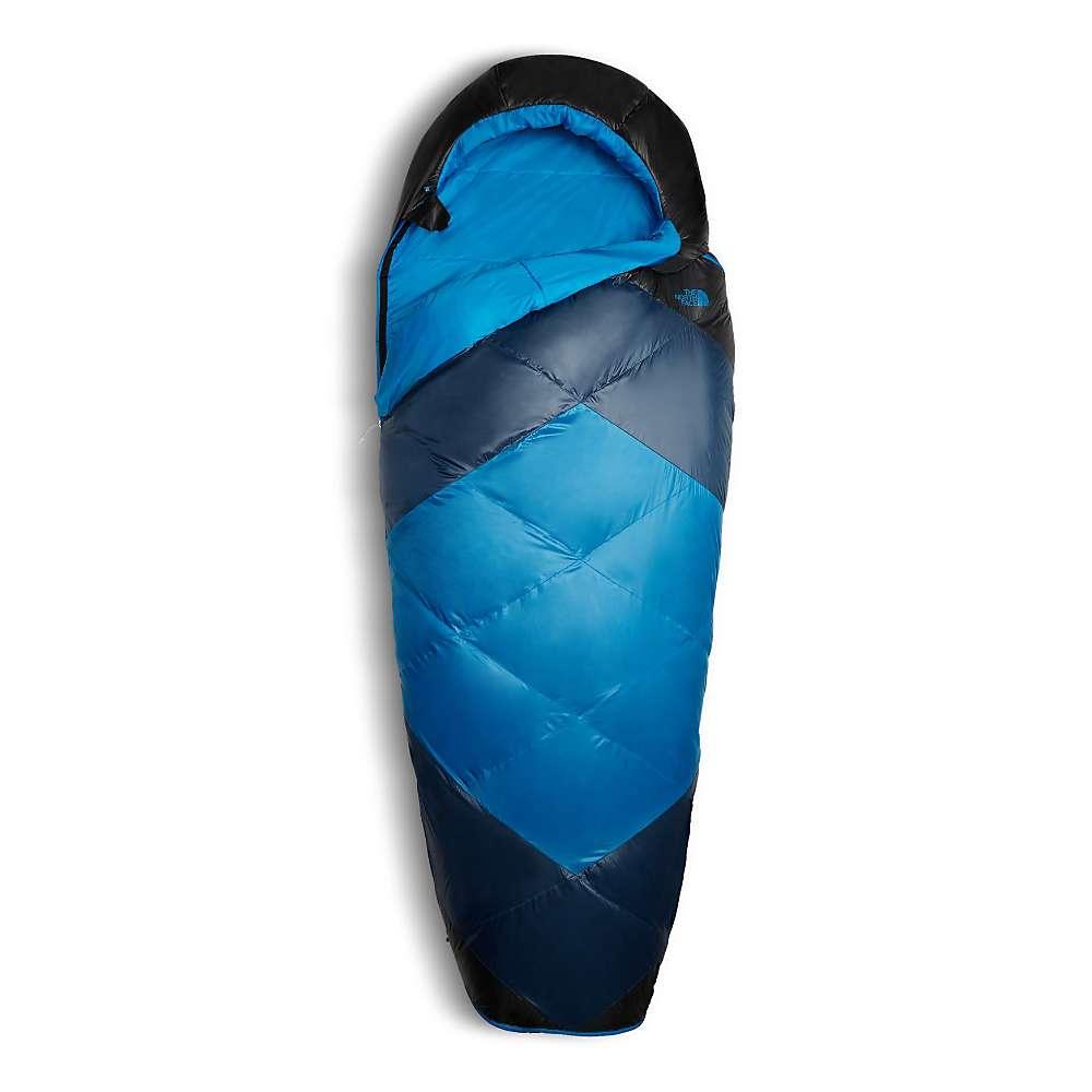 ザ ノースフェイス メンズ ハイキング・登山【Campforter 20F / -7C Sleeping Bag】Blue Wing Teal / Asphalt Grey
