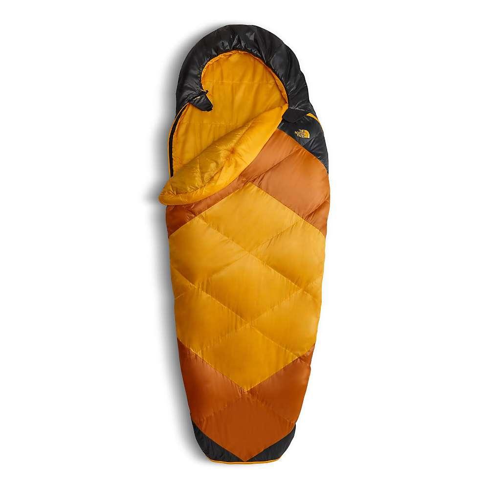 ザ ノースフェイス メンズ ハイキング・登山【Campforter 35F / 2C Sleeping Bag】Hawaiian Sunset Orange / Asphalt Grey