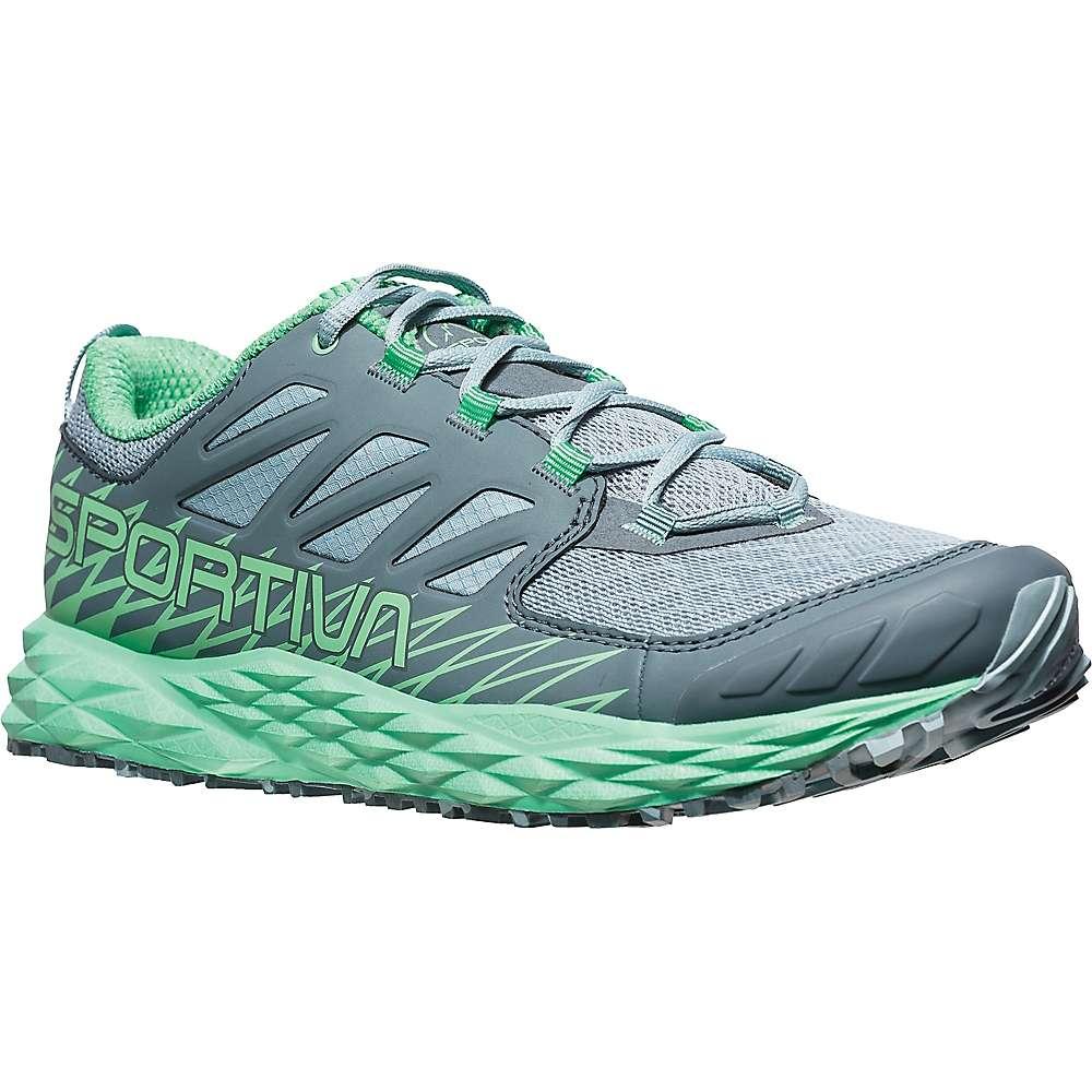 ラスポルティバ レディース 陸上 シューズ・靴【Lycan Shoe】Stone Blue / Jade Green