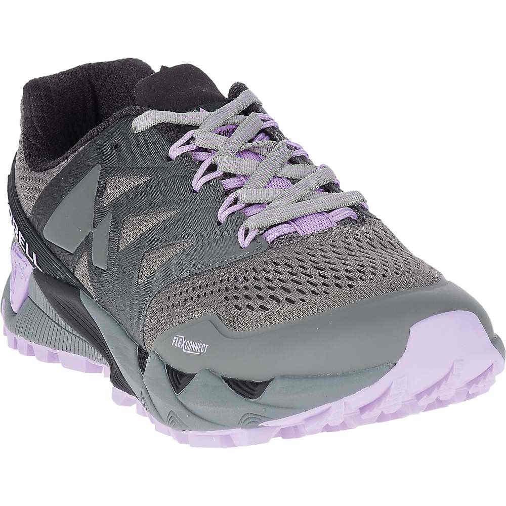 メレル レディース 陸上 シューズ・靴【Agility Peak Flex 2 E-Mesh Shoe】Charcoal
