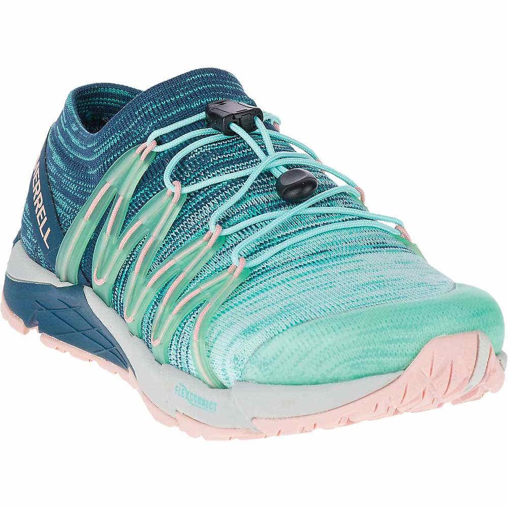 メレル レディース 陸上 シューズ・靴【Bare Access Flex Knit Shoe】Aqua