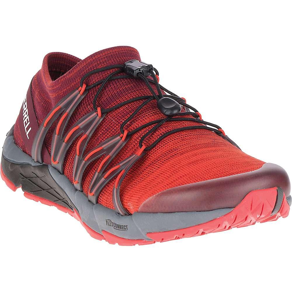 メレル メンズ 陸上 シューズ・靴【Bare Access Flex Knit Shoe】Red