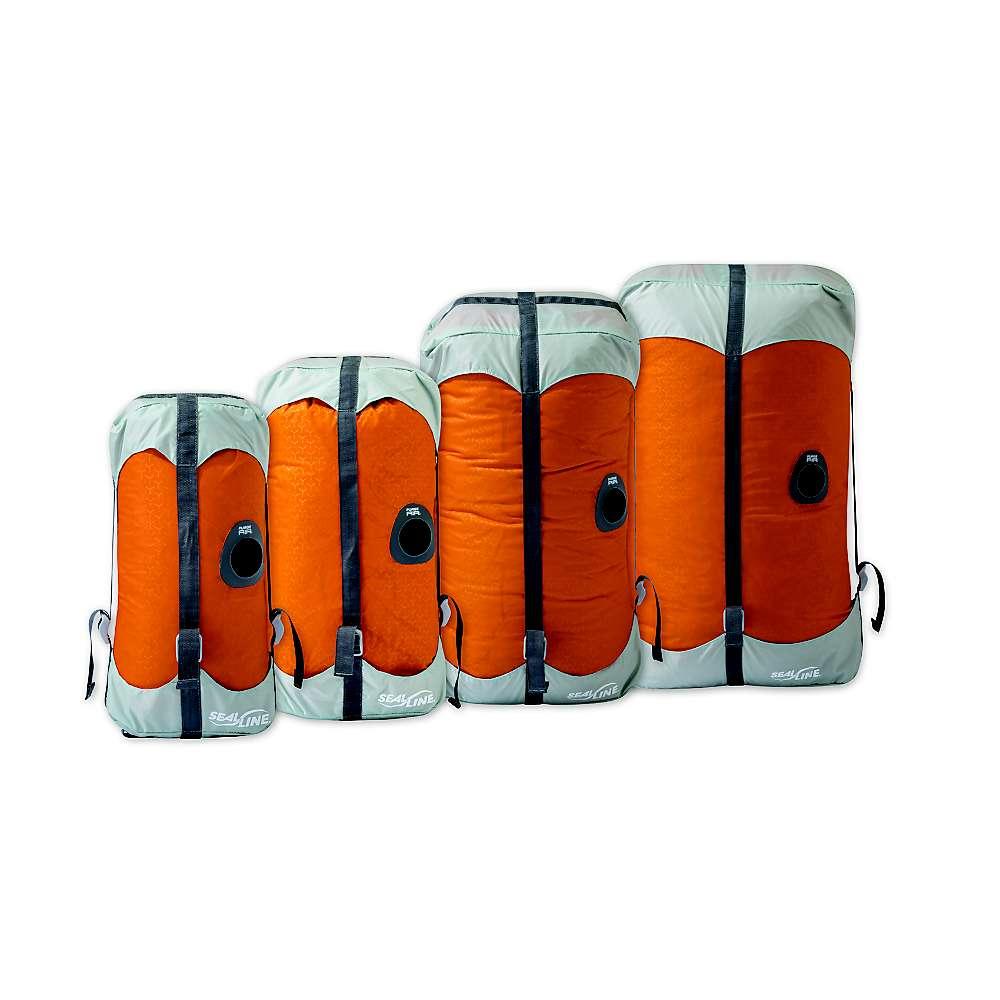 シーライン ユニセックス ハイキング・登山【Blocker Compression Dry Sack Pack】Orange