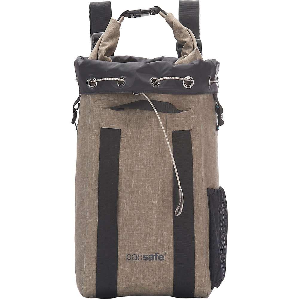 パックセイフ ユニセックス バッグ バックパック・リュック【Dry 15L Travelsafe Pack】Sand