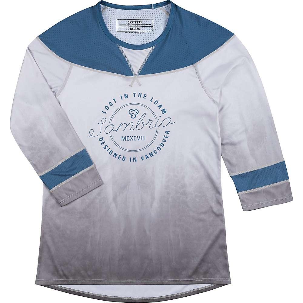 ソンブリオ レディース 自転車 トップス【Noble Jersey】Grey Tie Dye
