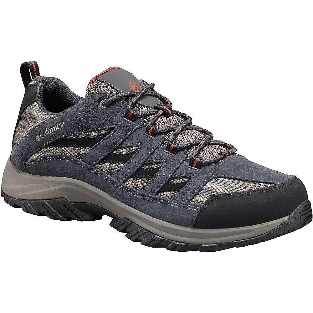 コロンビア メンズ ハイキング・登山 シューズ・靴【Columbia Crestwood Boot】Quarry / Rusty