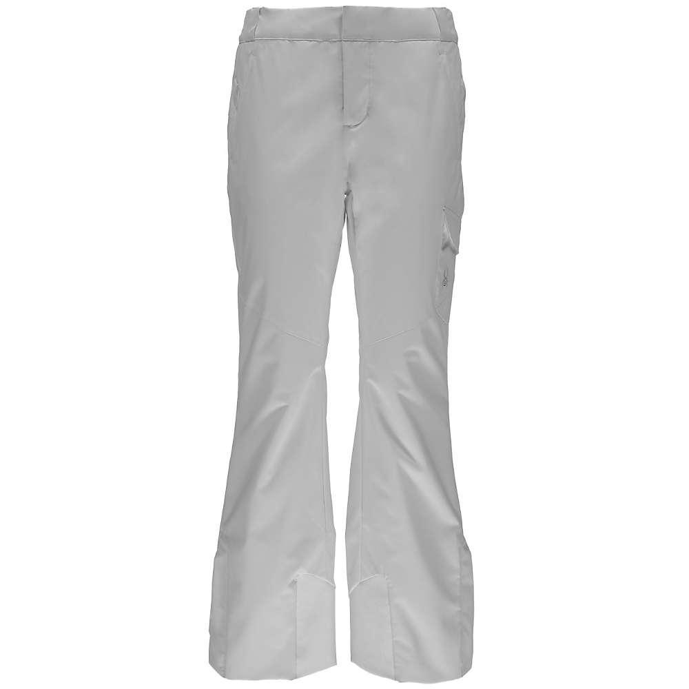 スパイダー レディース スキー・スノーボード ボトムス・パンツ【Me Tailored Fit Pant】White