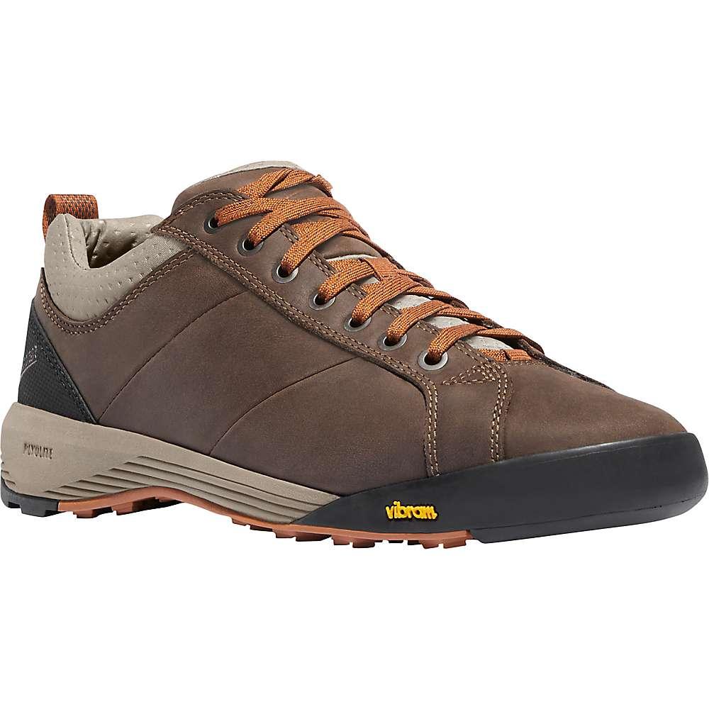 ダナー メンズ ハイキング・登山 シューズ・靴【inch Camp Sherman 3 inch inch Shoe inch】Dark Brown / Orange